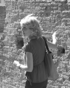 Francesca Caruso- tour guide in Rome