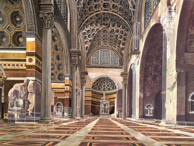 Basilica-di-Massenzio